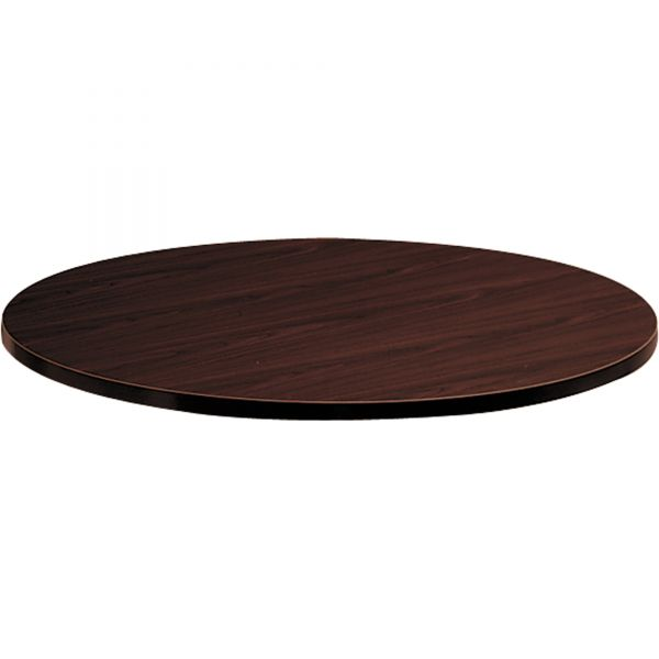 "HON Preside Laminate Table Top | Round | 36"" Diameter"