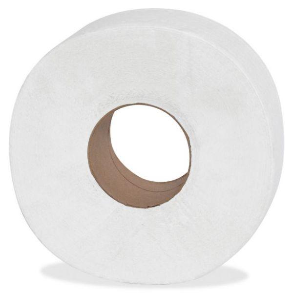 Genuine Joe Jumbo Toilet Paper Rolls