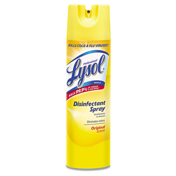 Professional Lysol Disinfectant Spray