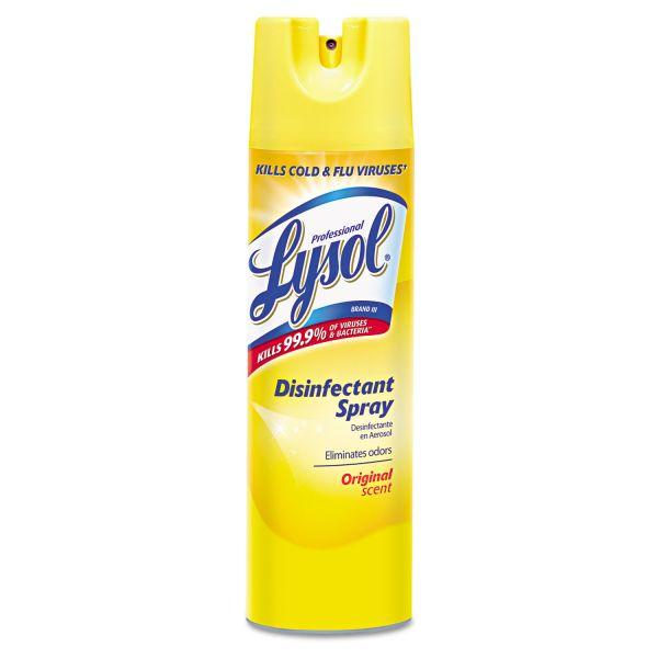 Professional Lysol Original Disinfectant Spray