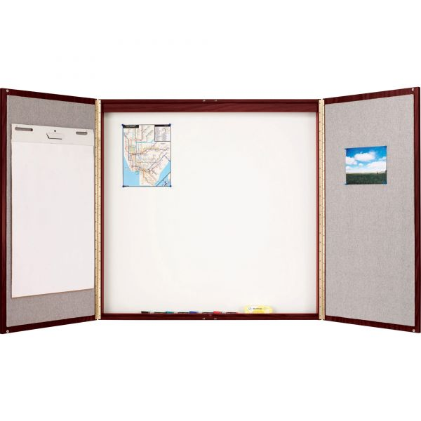 Quartet Laminate Conference Room Cabinet