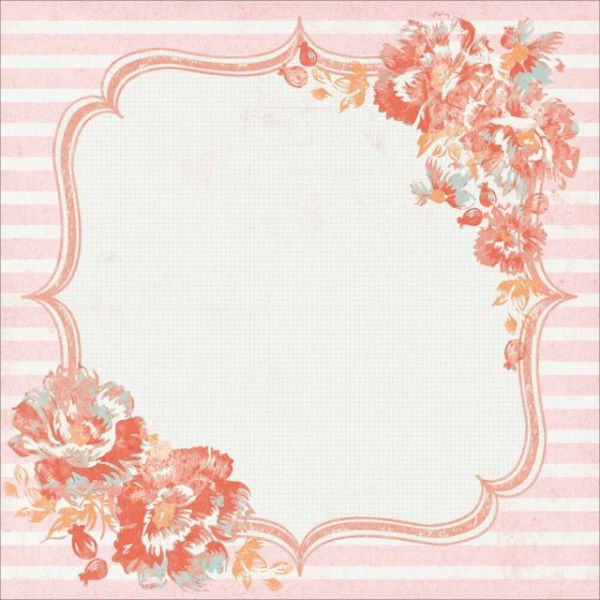 "Dream Big Spot Varnish Cardstock 12""X12"""