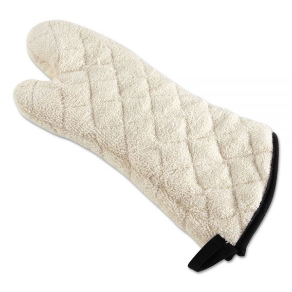 Intedge Heavy Terrycloth Oven Mitts