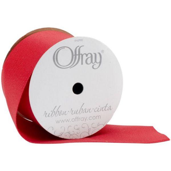 "Offray 2 1/4"" Grosgrain Ribbon"