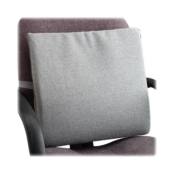Master Mfg. Co The ComfortMakers Seat/Back Cushion, Adjustable, Grey