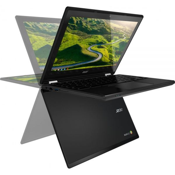 "Acer C738T-C5R6 11.6"" Touchscreen LED (In-plane Switching (IPS) Technology) Chromebook - Intel Celeron N3150 Quad-core (4 Core) 1.60 GHz"