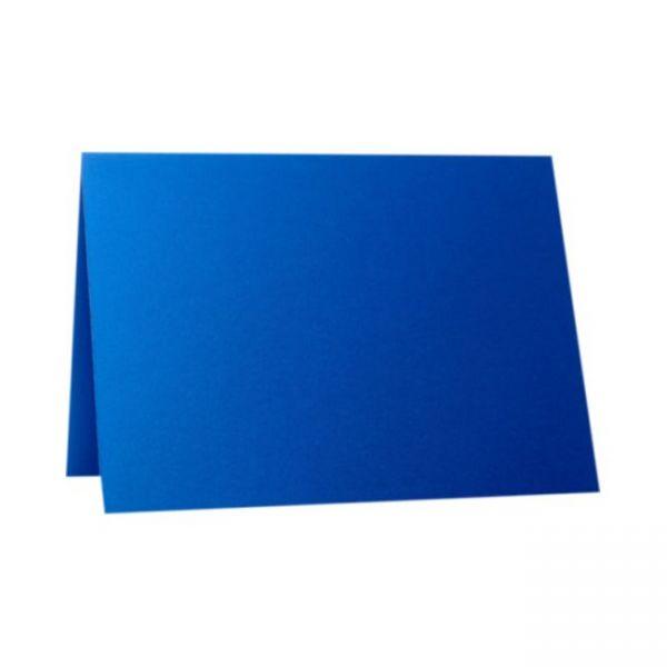 lux folded cards a1 3 1 2 x 4 7 8 boutique blue pack. Black Bedroom Furniture Sets. Home Design Ideas