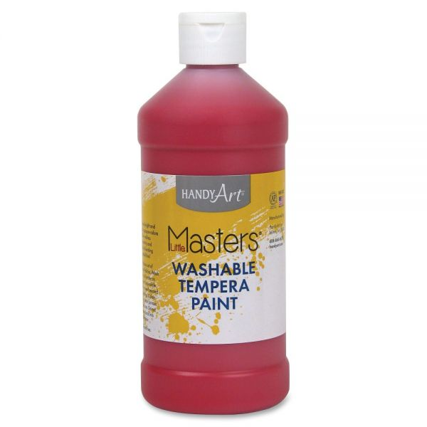 Little Masters Washable Tempera Paint
