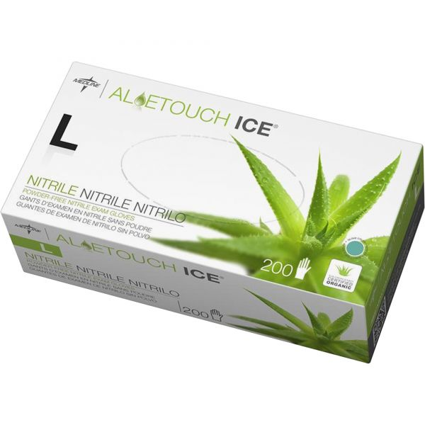 Aloetouch Ice Examination Gloves