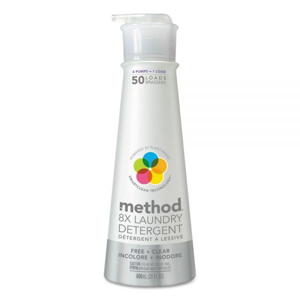 Method 8X Liquid Laundry Detergent