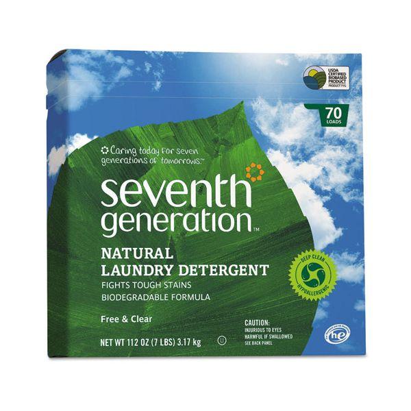 Seventh Generation Natural Powder Laundry Detergent