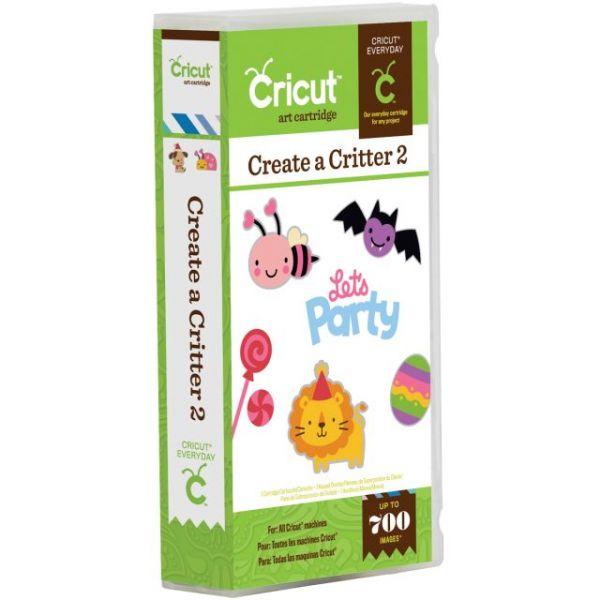 Cricut Shape Cartridge