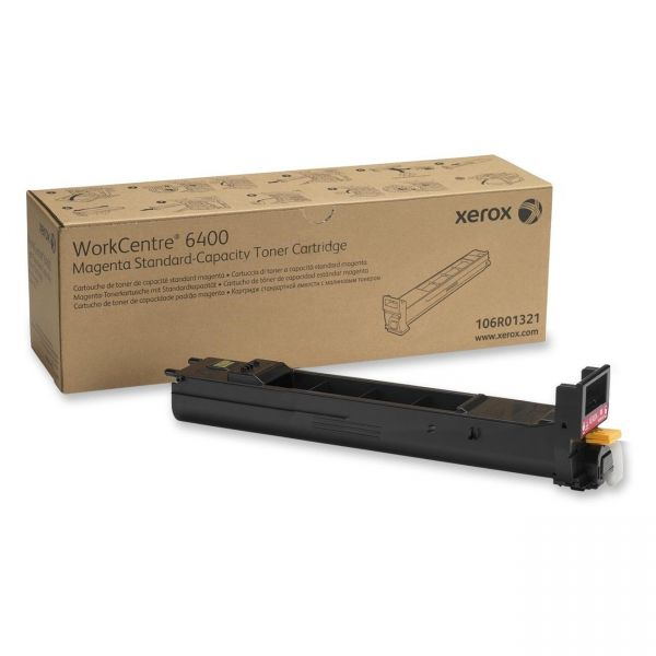 Xerox 106R01321 Magenta Toner Cartridge