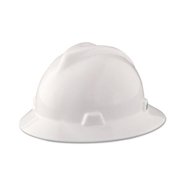 MSA V-Gard Full Brim Protective Hard Hat