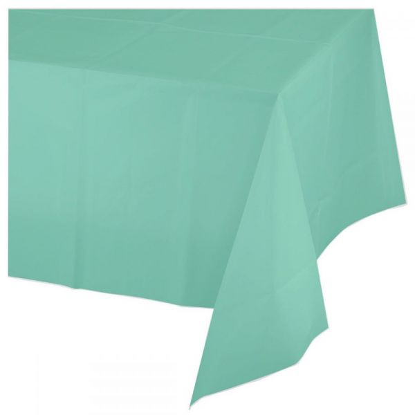 "Plastic Tablecover 54""X108"""