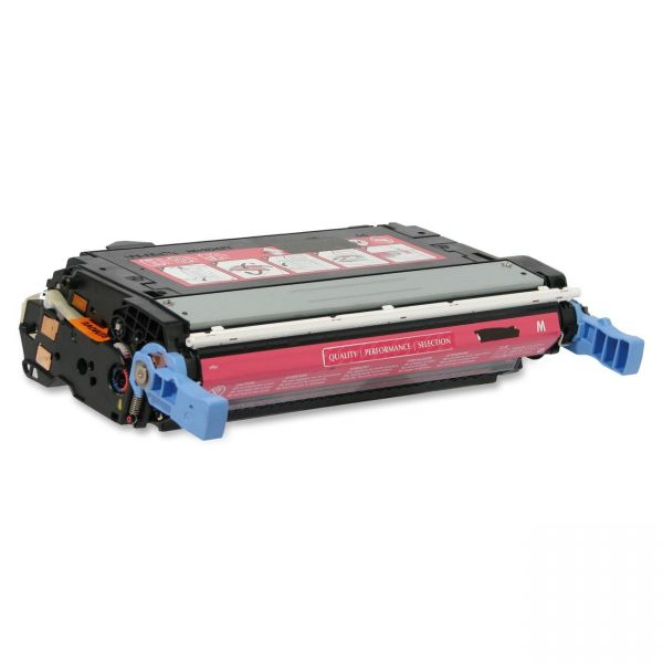 SKILCRAFT Remanufactured HP 643A Magenta Toner Cartridge