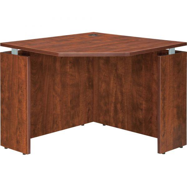 Lorell Ascent Corner Office Desk
