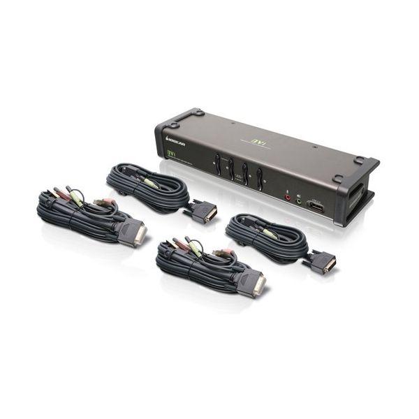 IOGEAR GCS1104 KVM Switch