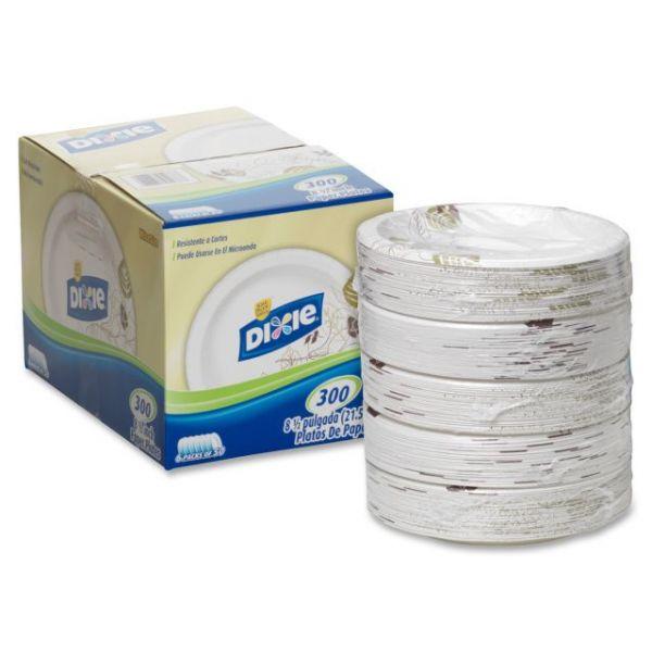 """Dixie 8.50"""" Paper Plates"""