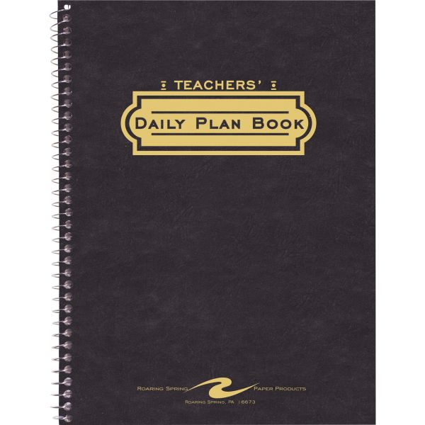 Roaring Spring Teacher's Daily Planners