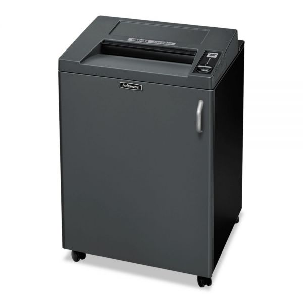 Fellowes Fortishred 3850S Heavy-Duty Strip-Cut Shredder, TAA Compliant, 26 Sheet Capacity