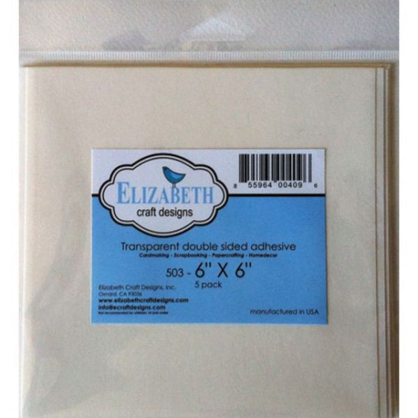 Elizabeth Craft Double-Sided Adhesive Sheets