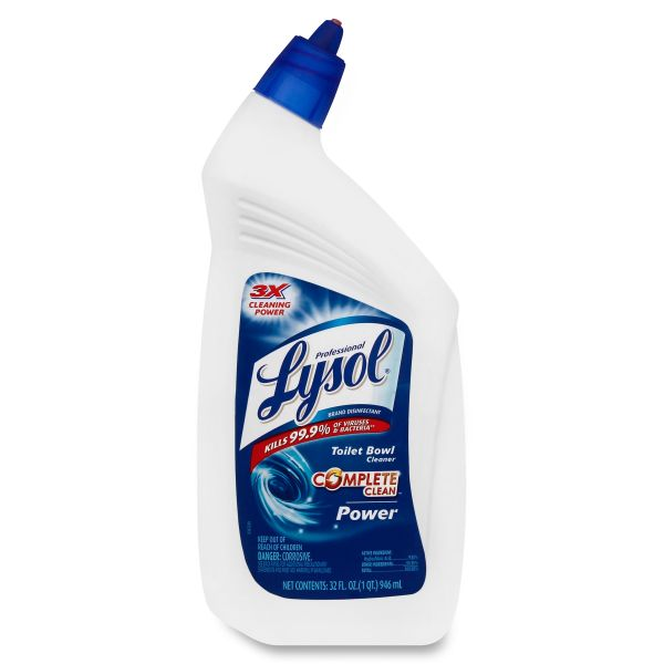 Lysol Advanced Deep Cleaning Power Toilet Bowl Cleaner