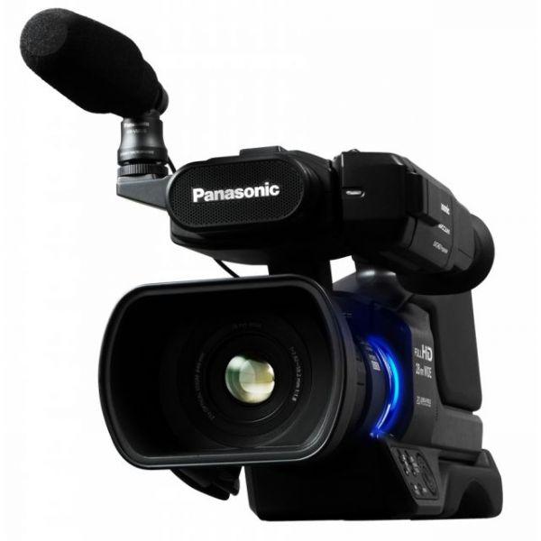 "Panasonic AVCCAM AG-AC8 Digital Camcorder - 3"" - Touchscreen LCD - MOS - Full HD"