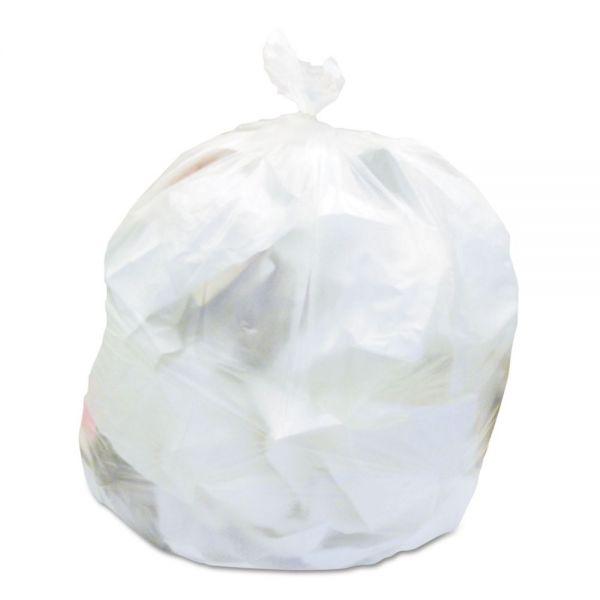 Jaguar Plastics Nonperforated Coreless 56 Gallon Trash Bags