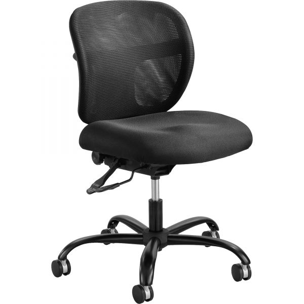 Safco Vue Intensive Use Big And Tall Mesh Task Chair