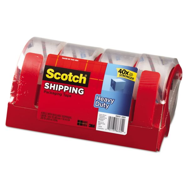 "Scotch Heavy Duty 2"" Packing Tape"