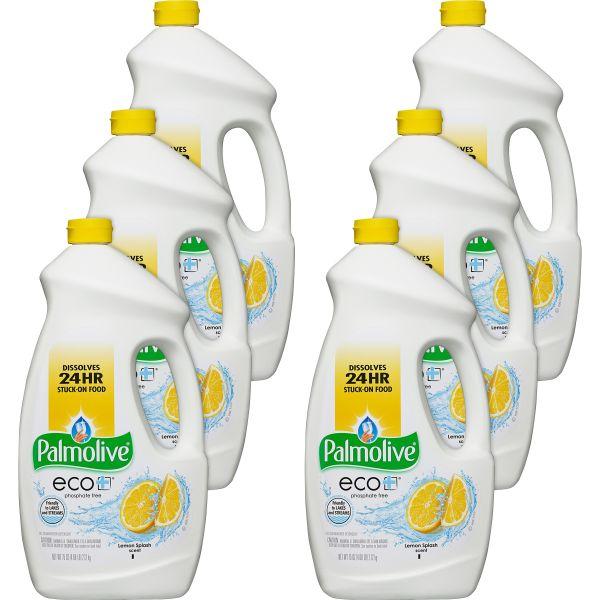 Palmolive Eco Gel Dishwasher Soap