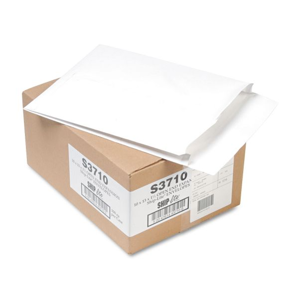 "Quality Park 10"" x 13"" Expansion Mailers"