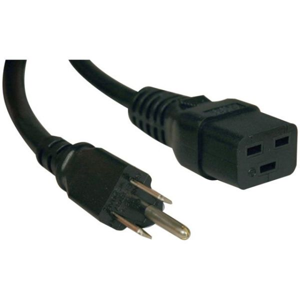 Tripp Lite Heavy-Duty Power Cord, 15A, 14AWG