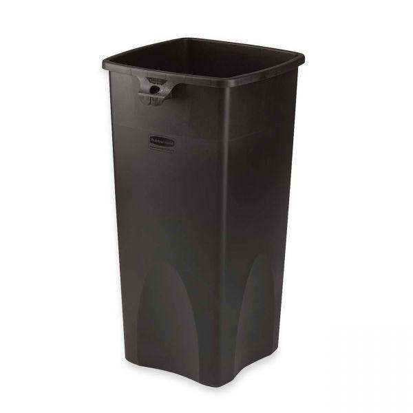 Rubbermaid Untouchable Square 23 Gallon Trash Can