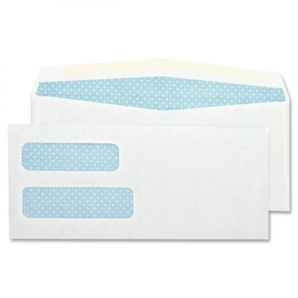 Sparco Double Window Envelopes