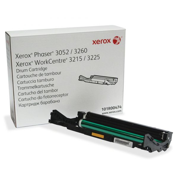 Xerox 101R00474 Drum, 10000 Page-Yield