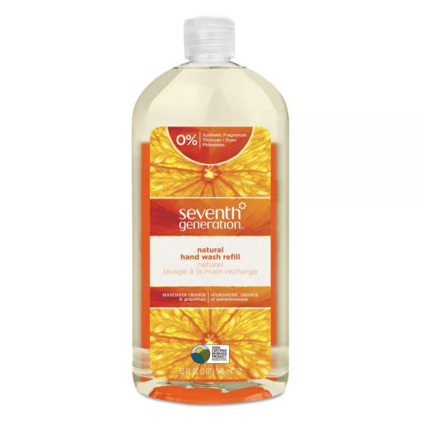 Seventh Generation Natural Hand Soap Refill