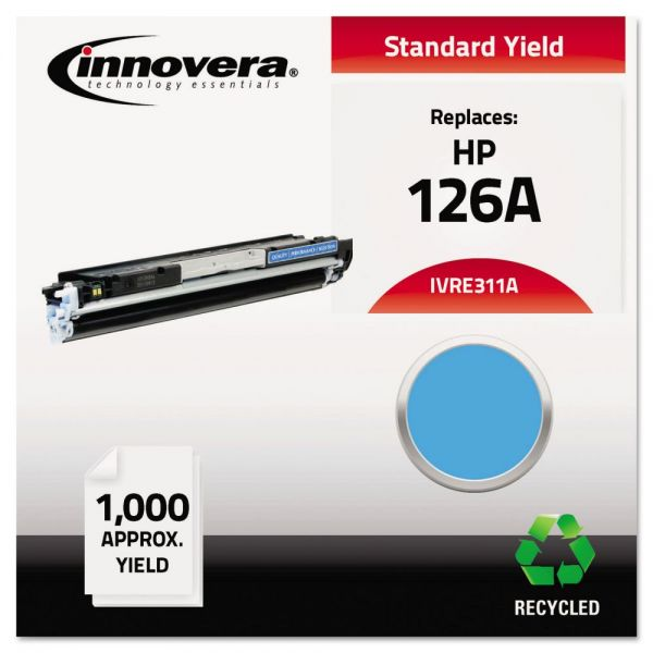 Innovera Remanufactured HP 126A Toner Cartridge