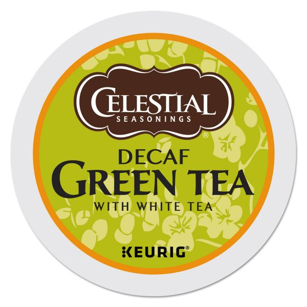 Celestial Seasonings Decaffeinated Green Tea K-Cups