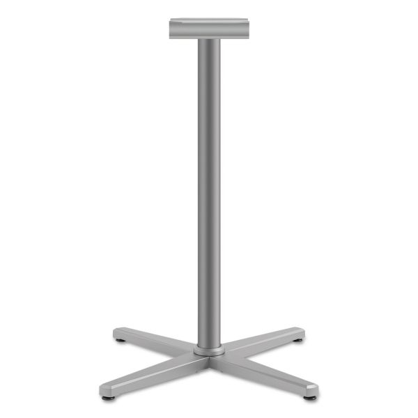 "HON Arrange Cafe Height X-base for 42-48"" Surfaces"