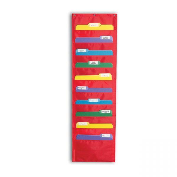 Carson-Dellosa Storage Pocket Chart