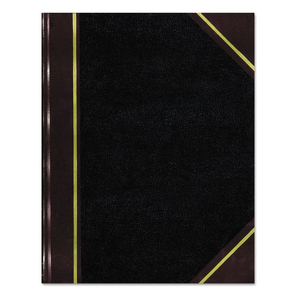 Rediform Black Texhide Cover Record Books