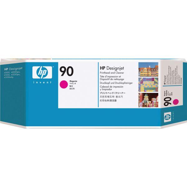 HP 90 Magenta Printhead & Cleaner (C5056A)