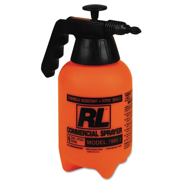 R. L. Flomaster Hand Sprayer with Adjustable Nozzle