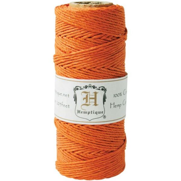 Hemp Cord Spool 20lb 205'