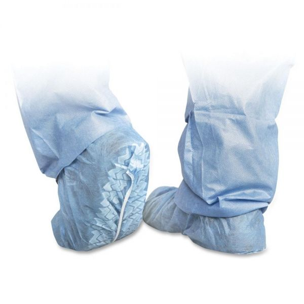 Medline Polypropylene Non-Skid Shoe Covers