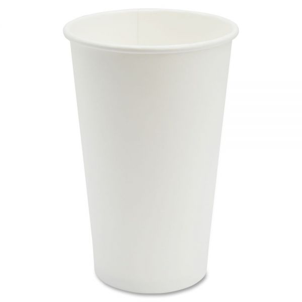 Genuine Joe 16 oz Paper Coffee Cups