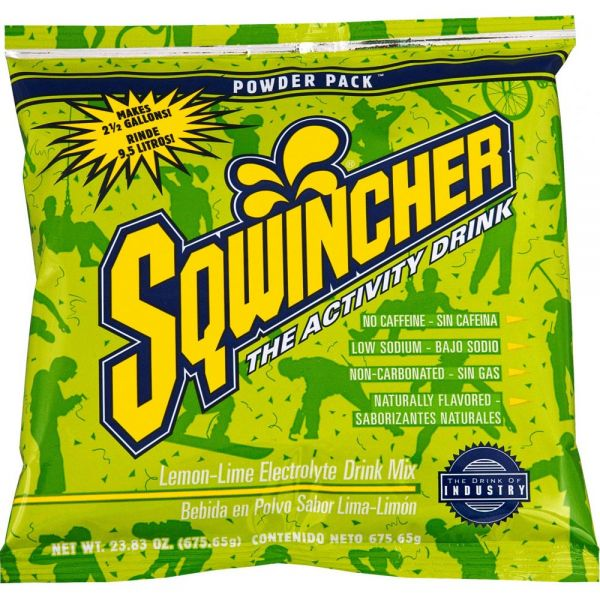 Sqwincher Activity Drink Flavored Powder Mix Packs