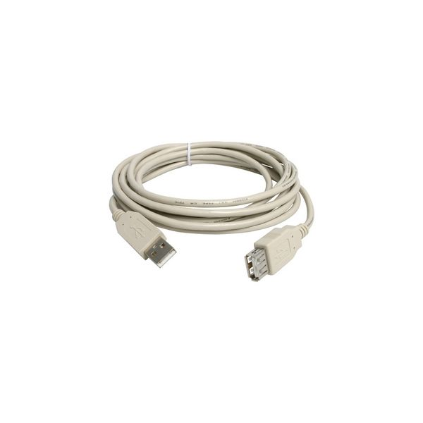 StarTech.com 10ft USB 2.0 Extension Cable A to A - M/F